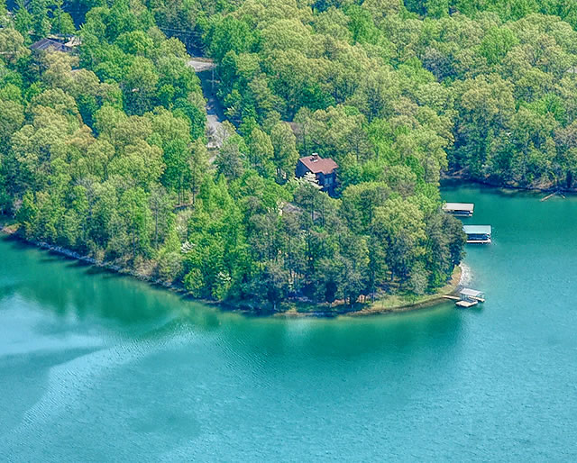 Cove Pointe Lots for Sale on Norris Lake